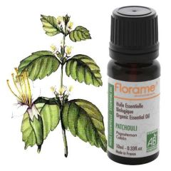 Organic Natural PATCHOULI