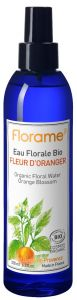 Flower water Orange Blossom 200ml.