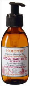 Soothing with arnica oil 120ml.