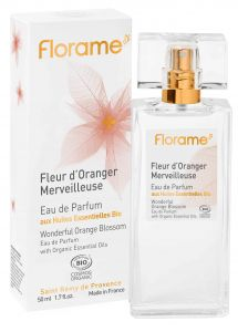 EAU de Parfume Orange Blossom 50ml.