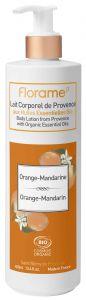 Orange mandarin Body lotion 400 ml.
