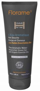 Aromatic water Shower gel men 200ml.