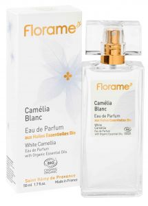 EAU de Parfume white Camellia 50ml new