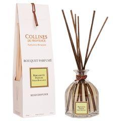 Reed diffuser Fresh Bergamot 100 ml.