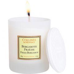 Candle Fresh Bergamot 180 g.