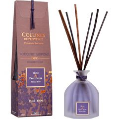 Reed diffuser Musk & Berry 100 ml.
