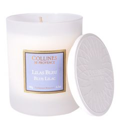 Candle Blue Lilac 180 g.