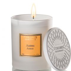 Candle Amber 180 g.