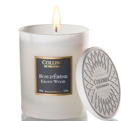 Candle Ebony wood 180 g.