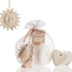 Ceramic Hearts Cotton Cloud